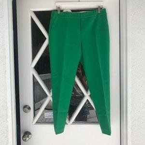 Green Kate Spade Trouser